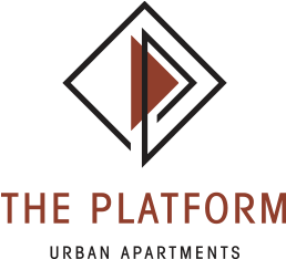 The Platform Urban Apartments logo